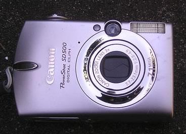 Canonsd500