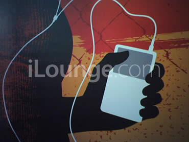 Ilounge 5G Ipod