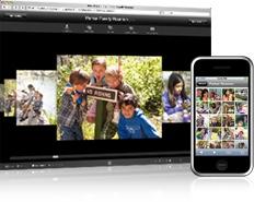Iphoto 08 Webgallery Iphone