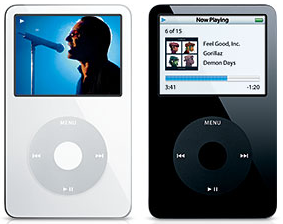 Video iPods