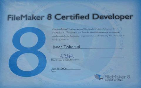 Fm8 Certification Certificate 480
