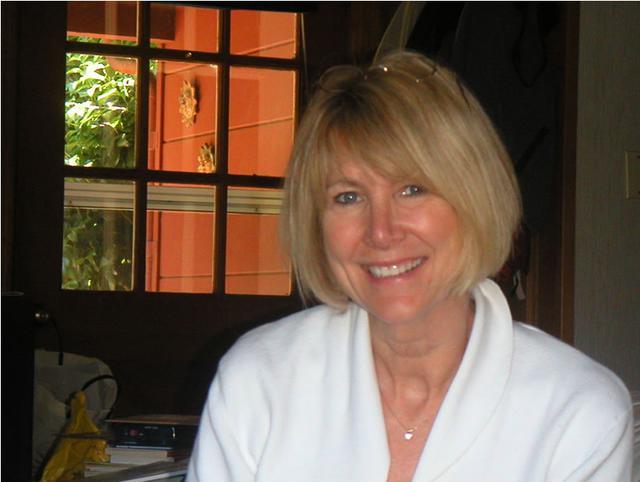 Susan McArthur at my House