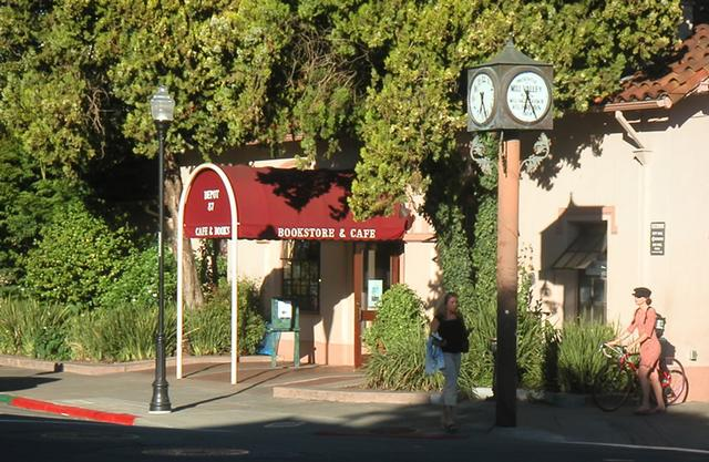 Mill Valley Depot Cafe & Bookstore