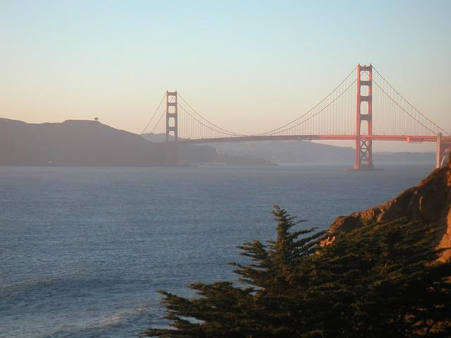 Marin Headlands & Golden Gate Bridge