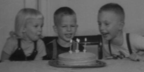 Neil's 4th Birthday