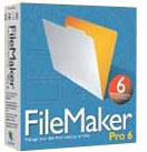 filemaker 6 box small